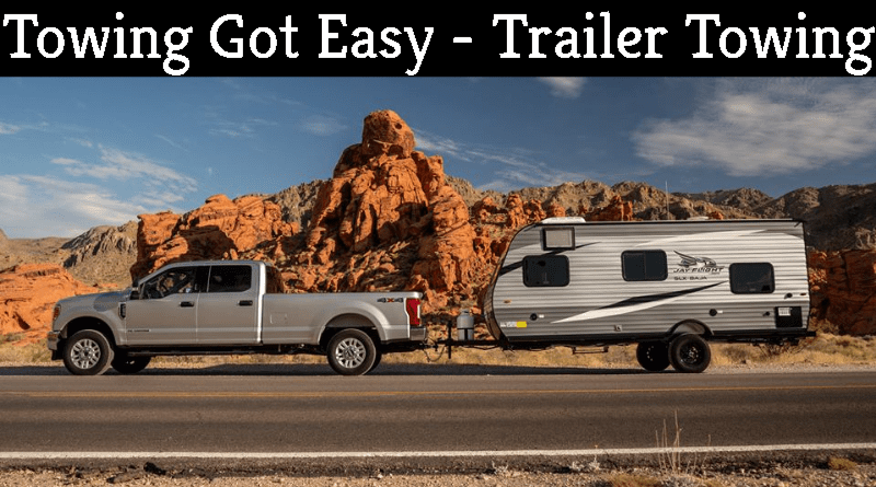 Towing Got Easy - Trailer Towing in Killeen, TEXAS