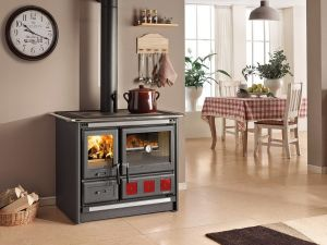 la nordica stoves, rosa xxl review