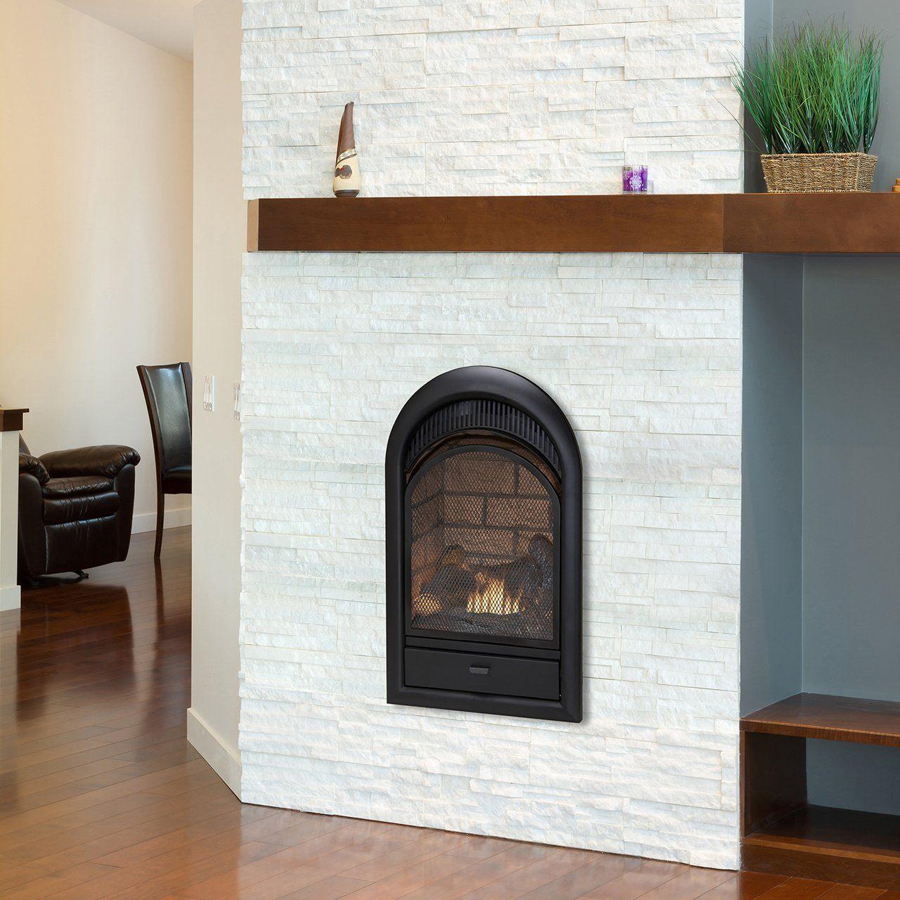 Zero Clearance Gas Fireplace Insert
