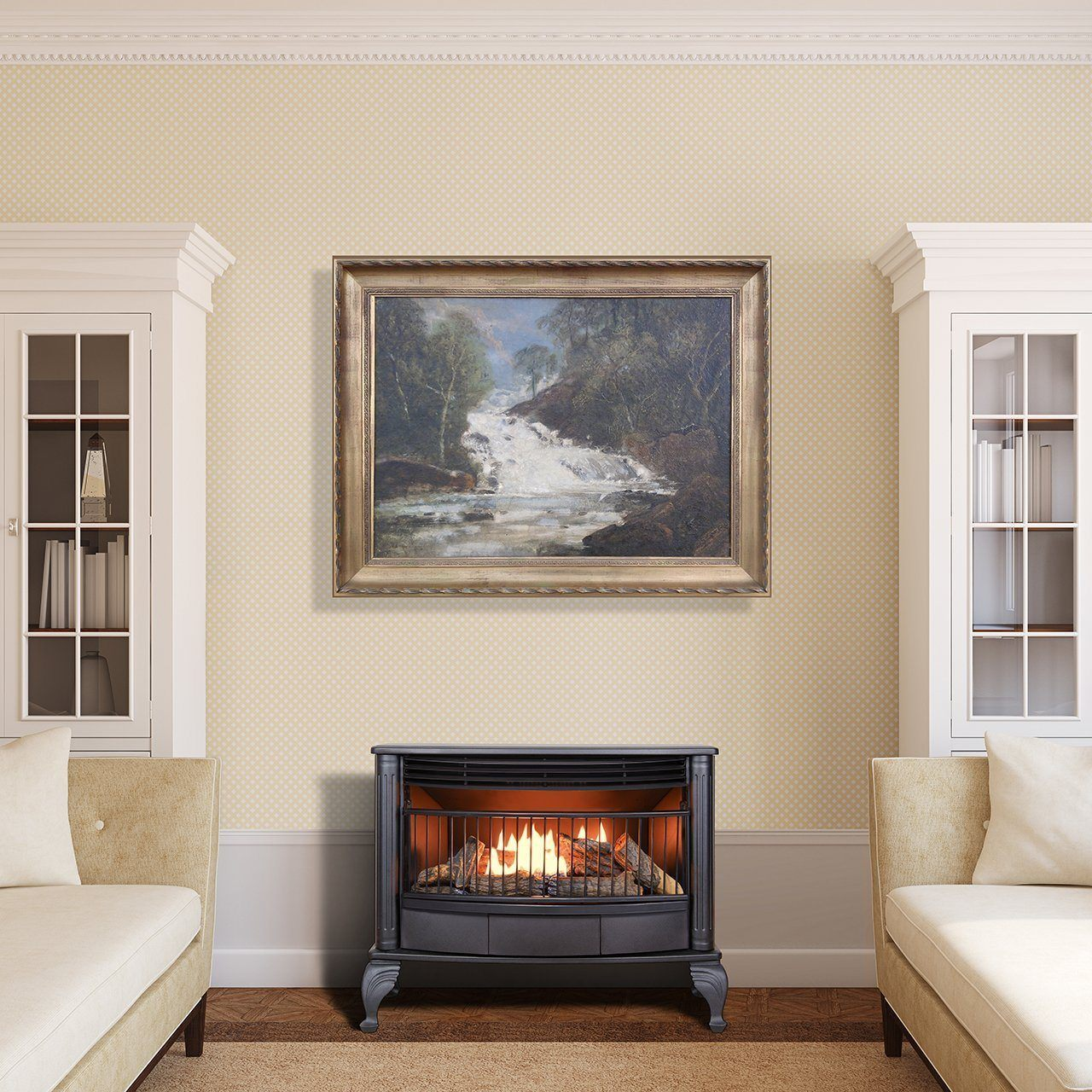 Best Gas Fireplace Inserts Reviews Direct Vent Or