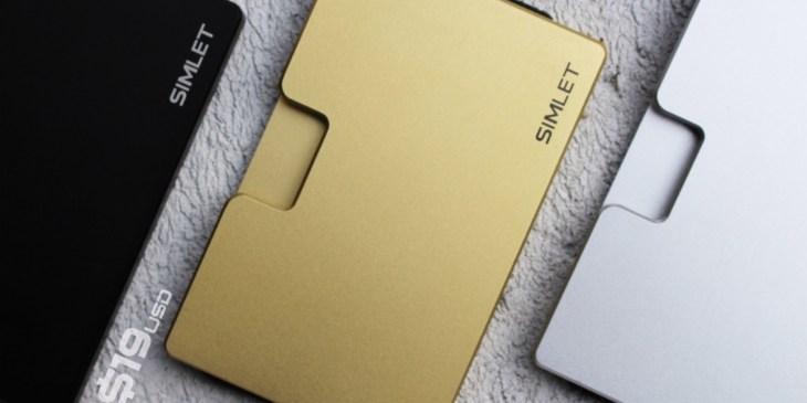 slimlet wallet