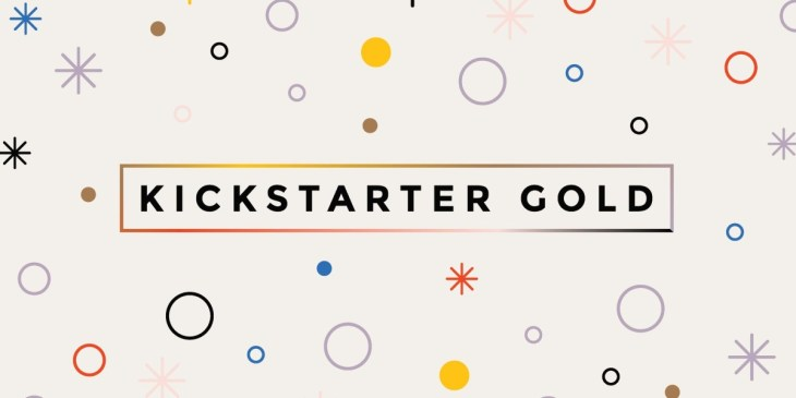Kickstarter Gold
