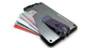Fantom Wallet - Herren Portemonnaie zum Auffächern