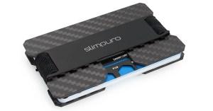 Slimpuro - Kartenhalter aus Carbon
