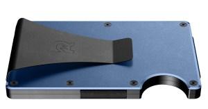 The Ridge Wallet - Scheckkartenhalter aus Aluminium