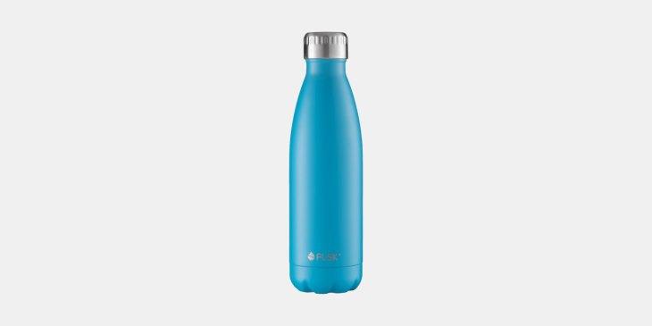 FLSK, Thermoflasche, Getänk, Behälter, Flasche, Wandern, Ausrüstung, Outdoor, Natur,