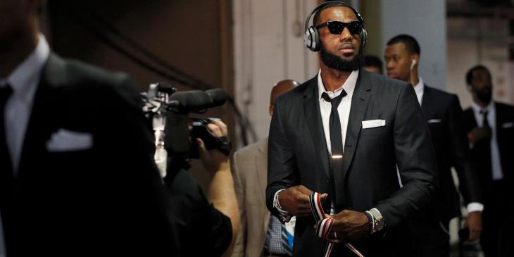 Lebron James - Photo: Joe Robbins, Getty Images ©