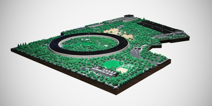 Lego Apple Park 1