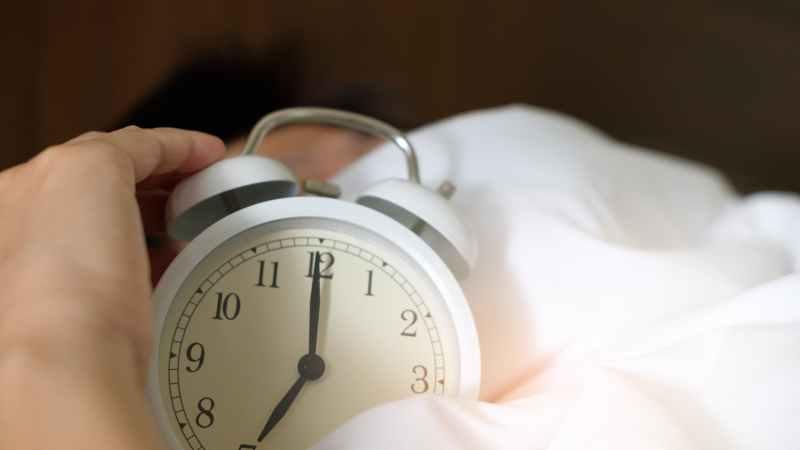 Sleep on!!