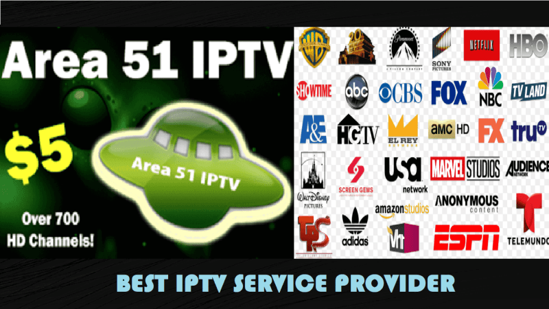 Area 51 IPTV | Review (2019) | Kodi, Firestick & Android Apk Download