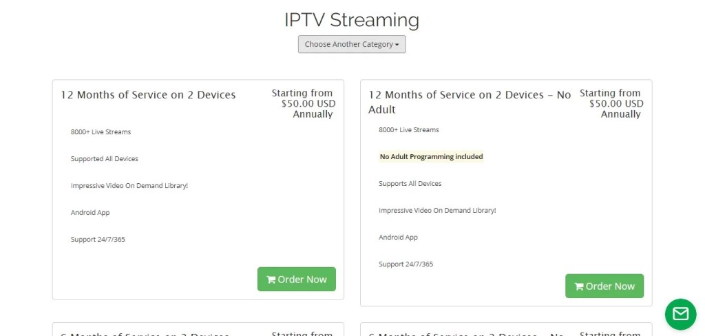 Streams for Us IPTV for Firestick