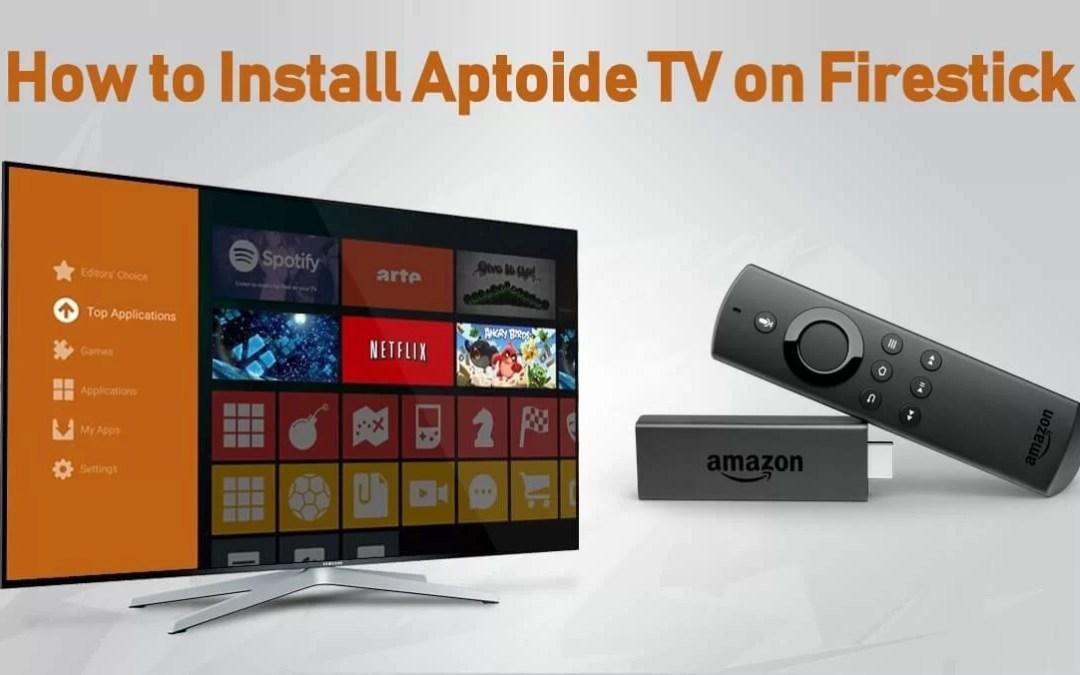 Aptoide TV For Firestick