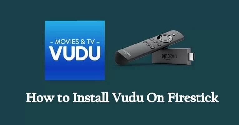 How to Install Vudu on Firestick / Fire TV [2020]