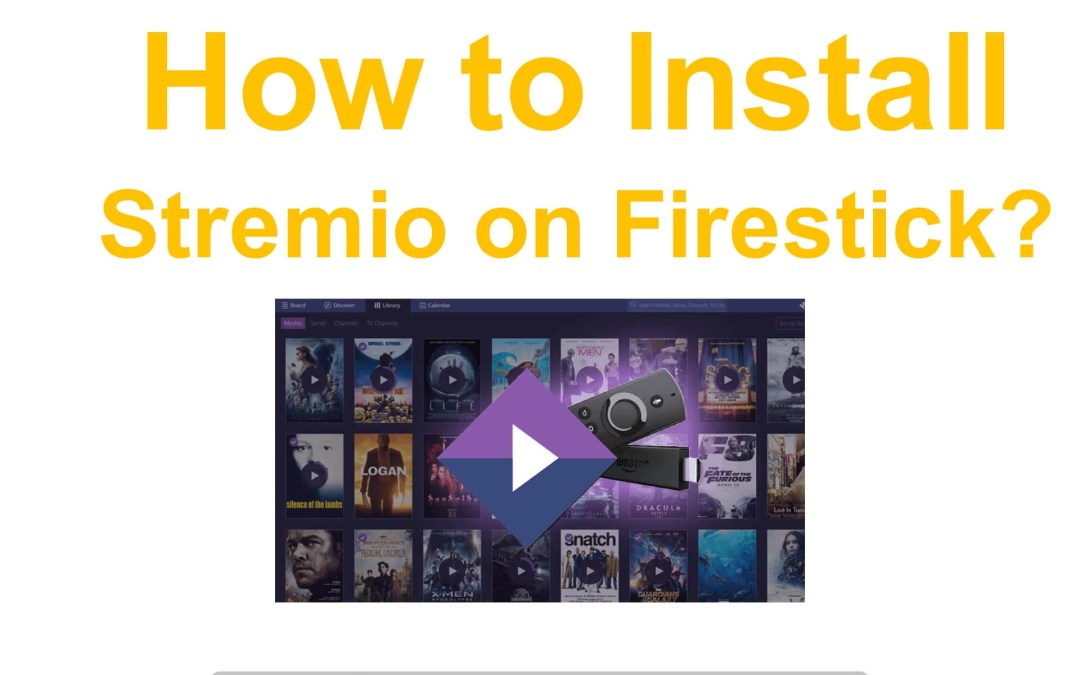 How to Install Stremio on Firestick / Fire TV