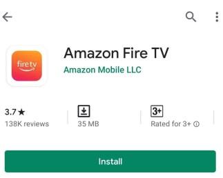 Phone as a Firestick Remote