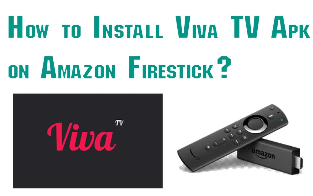 How to Install VIVA TV App on Firestick / Fire TV
