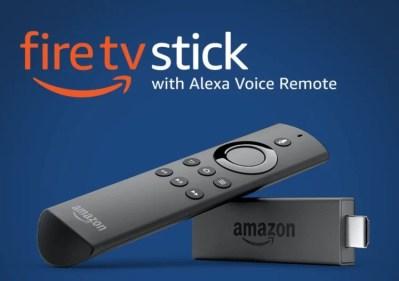 Alexa on Firestick