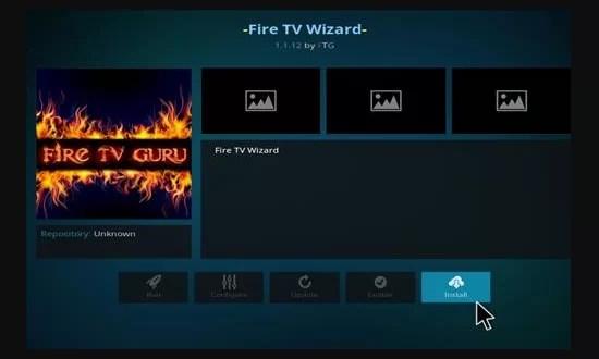 Install Fire TV Guru Build on Firestick