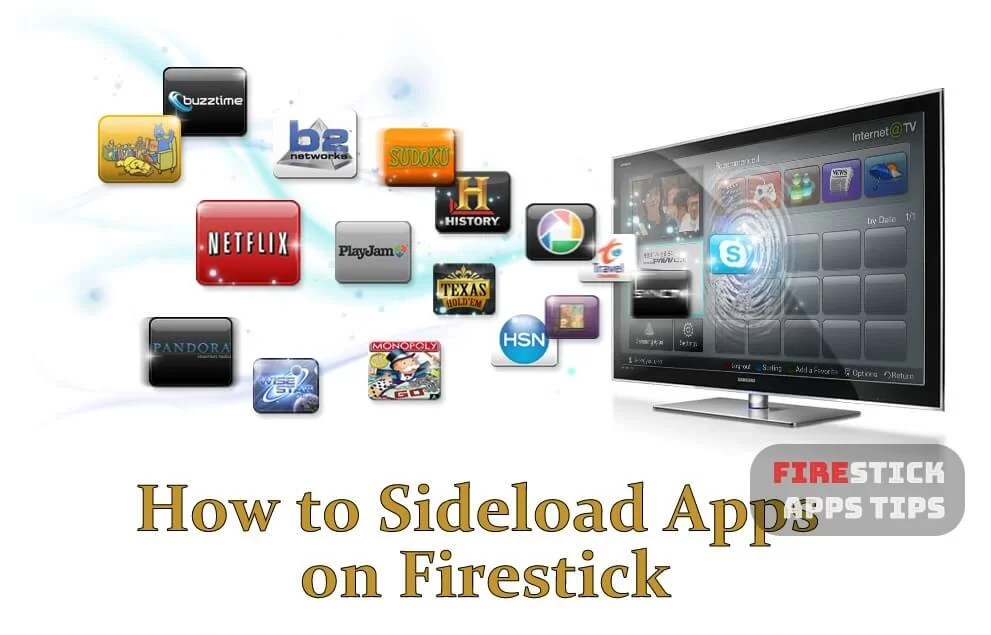 How to Sideload Apps on Firestick, Fire TV Cube | 3 Easy