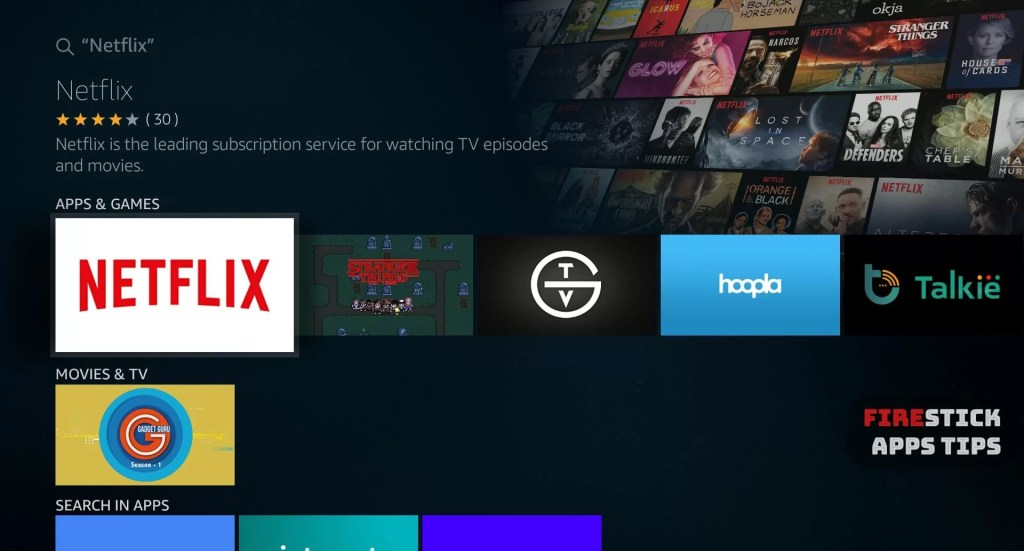 How to Get Netflix For Firestick [2019] Under 5 Minutes