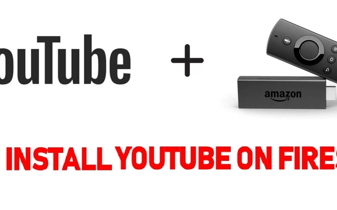 How to Install YouTube on Firestick / Fire TV [2019]