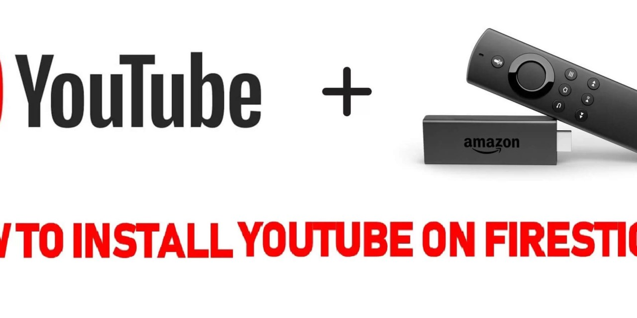 How to Install YouTube on Firestick / Fire TV [2019