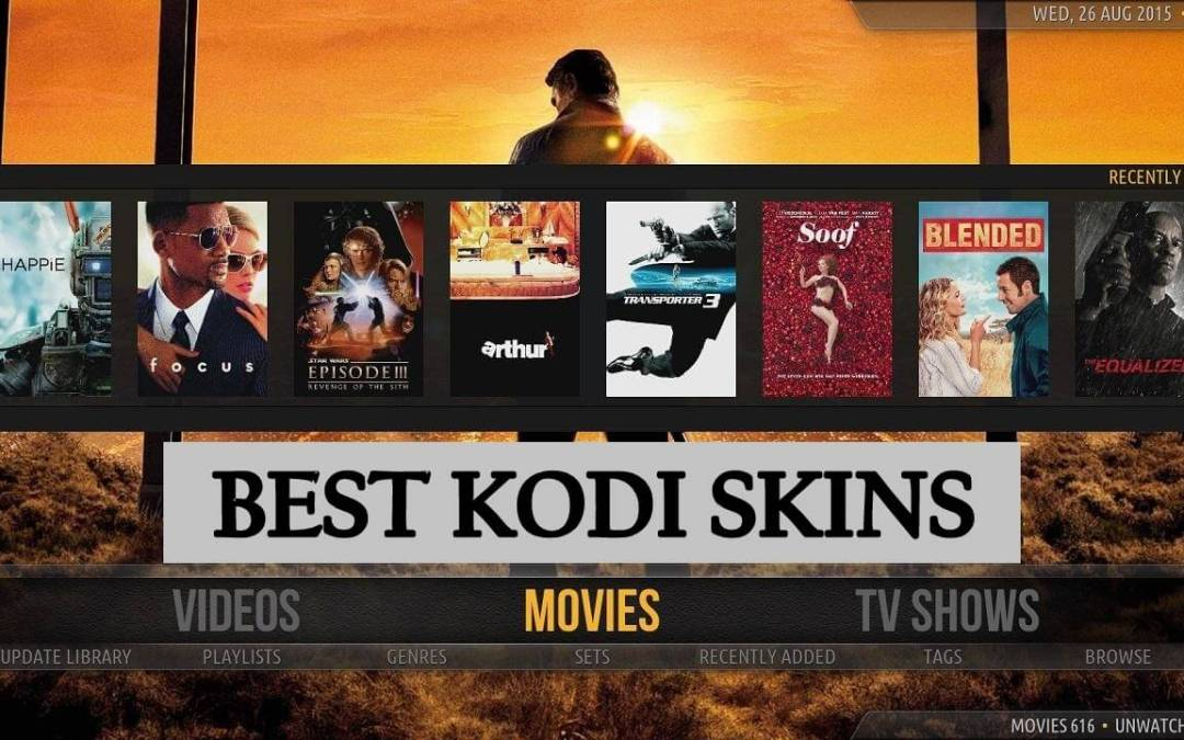 22 Best Kodi Skins in 2019   How to Install them