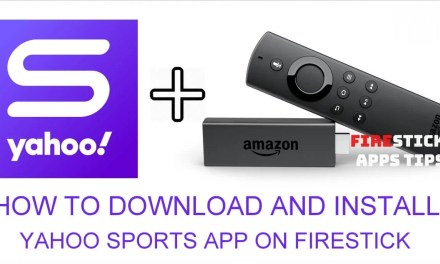 How to Install Yahoo Sports App on Firestick / Fire TV [2019]