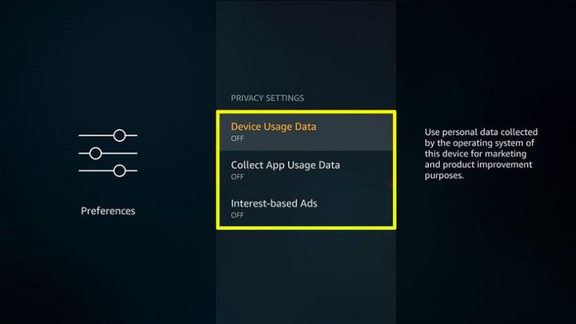 Device Usage Data
