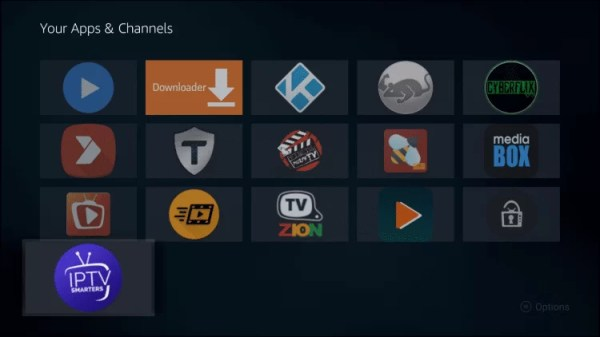 Select IPTV Smarters