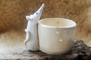 Mouse Tealight