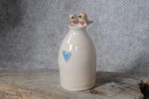 Firestone Studios Robin Vase