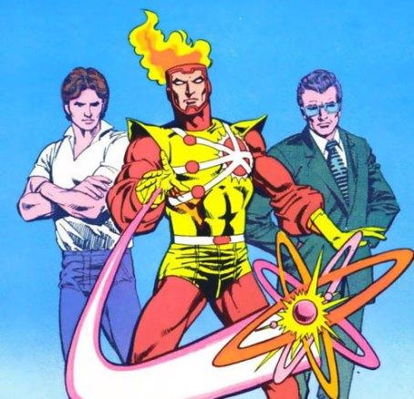 comic book professor