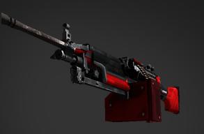 M249 Système de verrouillage