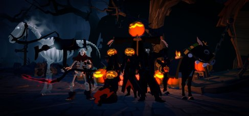 albion halloween 3