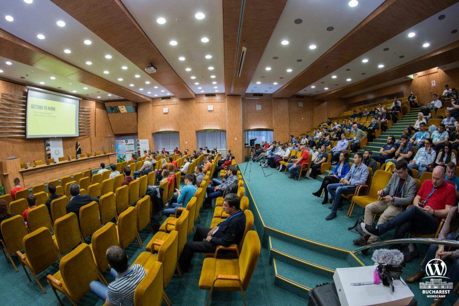 WordCamp Bucharest venue