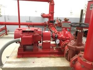 Peerless Horizontal Split Case Fire Pump