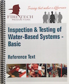 Inspection & Testing of Water-Based Systems Basic Text