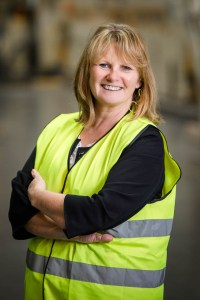 image of a worker, showing a business headshot