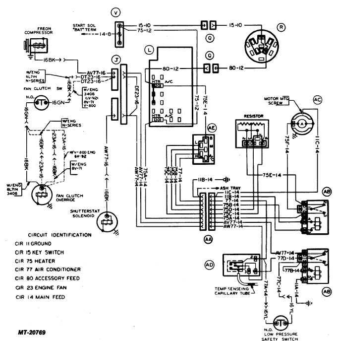 TM 5 4210 230 14P 1_278_2?resize=665%2C672 york wiring diagrams air conditioners york wiring diagrams  at n-0.co
