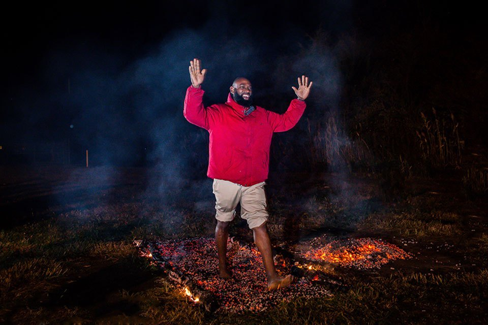How Firewalking Will Change Your Life