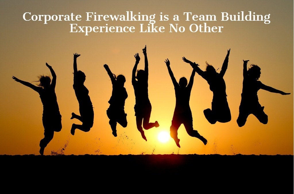 Corporate Firewalking Events Lead to a More Productive Team