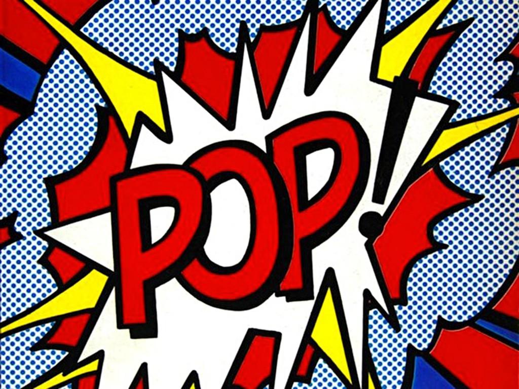 Image result for lichtenstein pop art