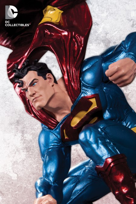 DC Collectibles - Superman Man of Steel 0004