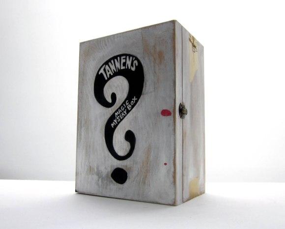 Closed Mystery Box