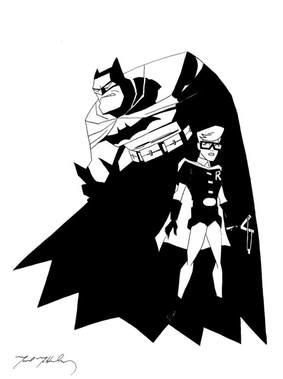 dark_knight_batman_and_robin_by_markmchaley-d62o3ma