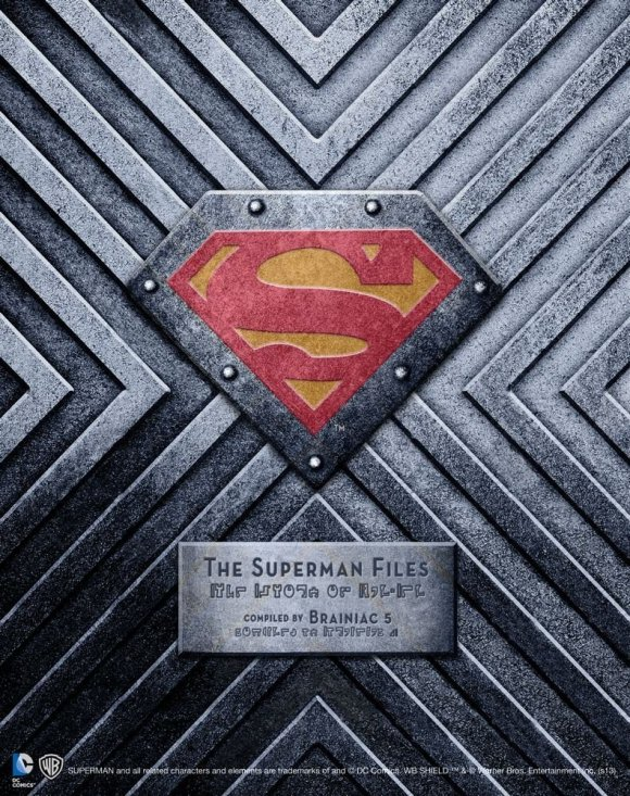 Superman Files Solicit Cover