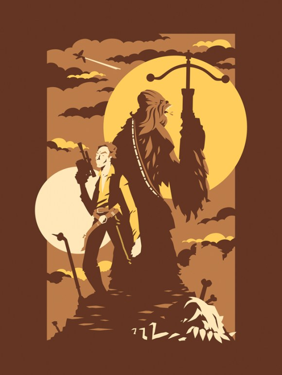 The Scoundrel & The Wookie - FINAL
