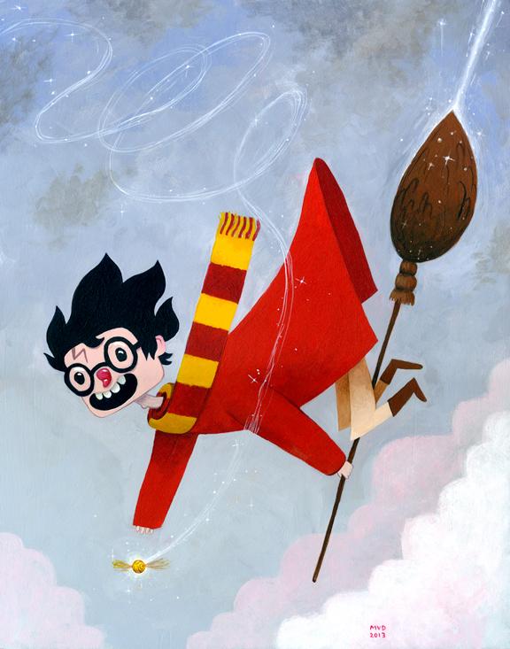 Harry Potter Mikeatron