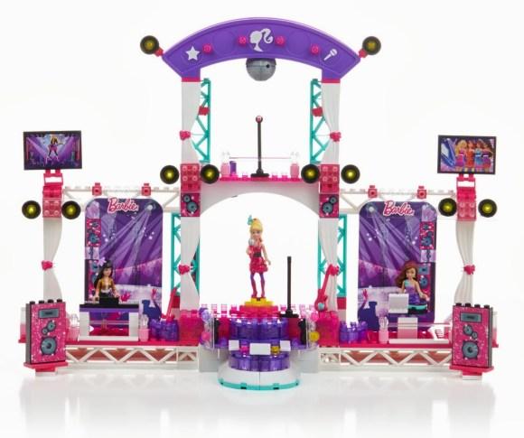 Mega Bloks Barbie Rock Star